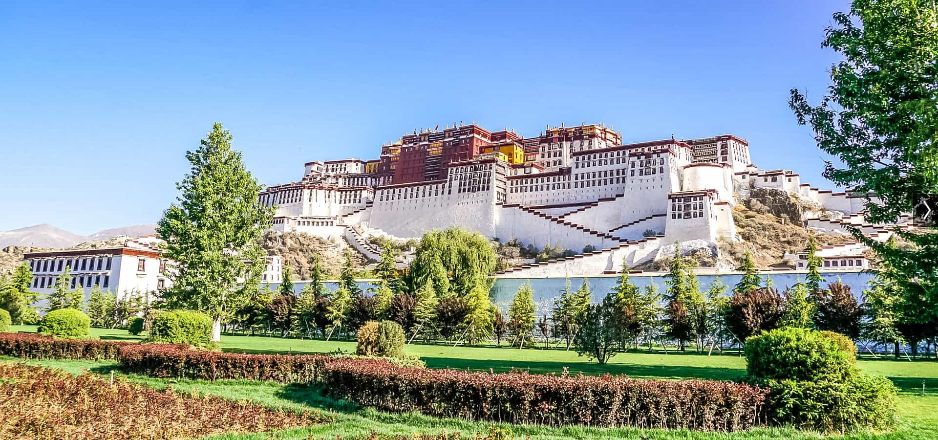 Lhasa Tibet Tour 2 Night 3 Days Tour From Kathmandu Nepal