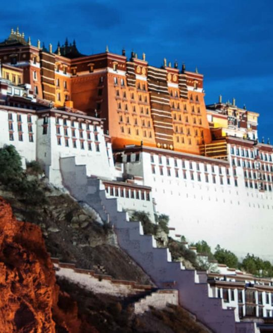 Lhasa Tibet Tour 4 Night 5 Days tour from Nepal