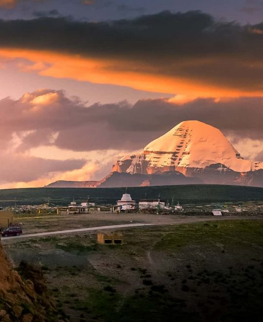 Mount Kailash Lhasa Tibet Tour from Nepal
