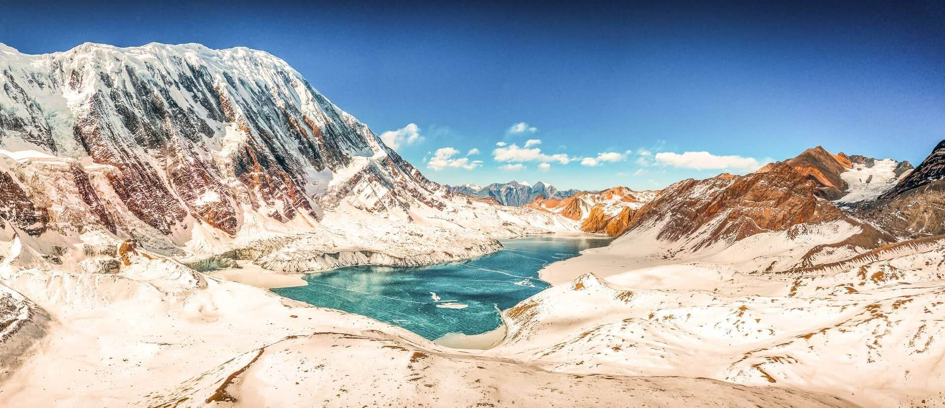 Annapurna Circuit Trek via Tilicho Lake