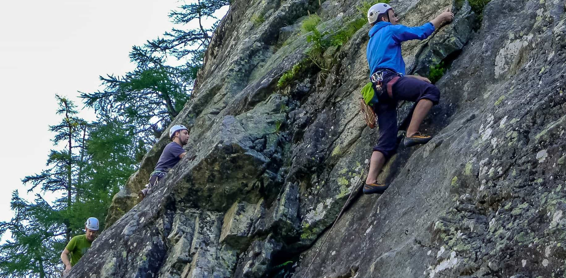 Cannoying and Rock Climbing in Nepal
