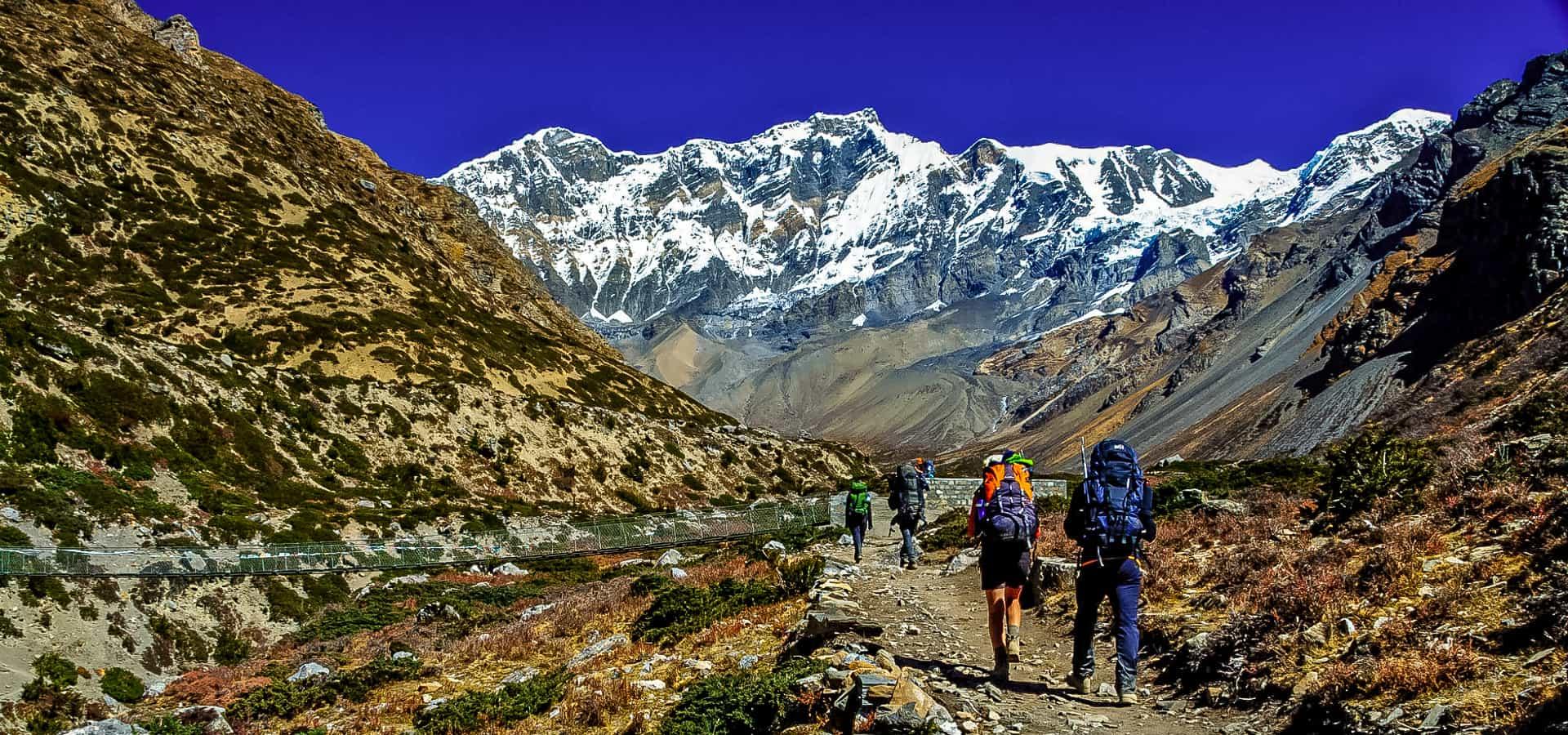 Chulu Peak Climbing in Nepal