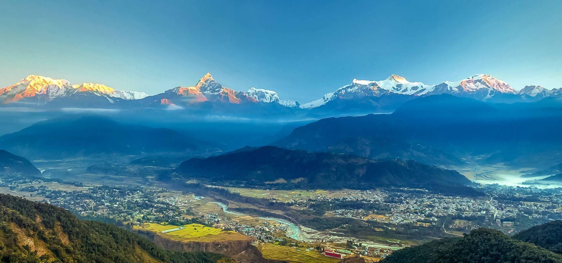 Dhampus Sarangkot Hike From Pokhara