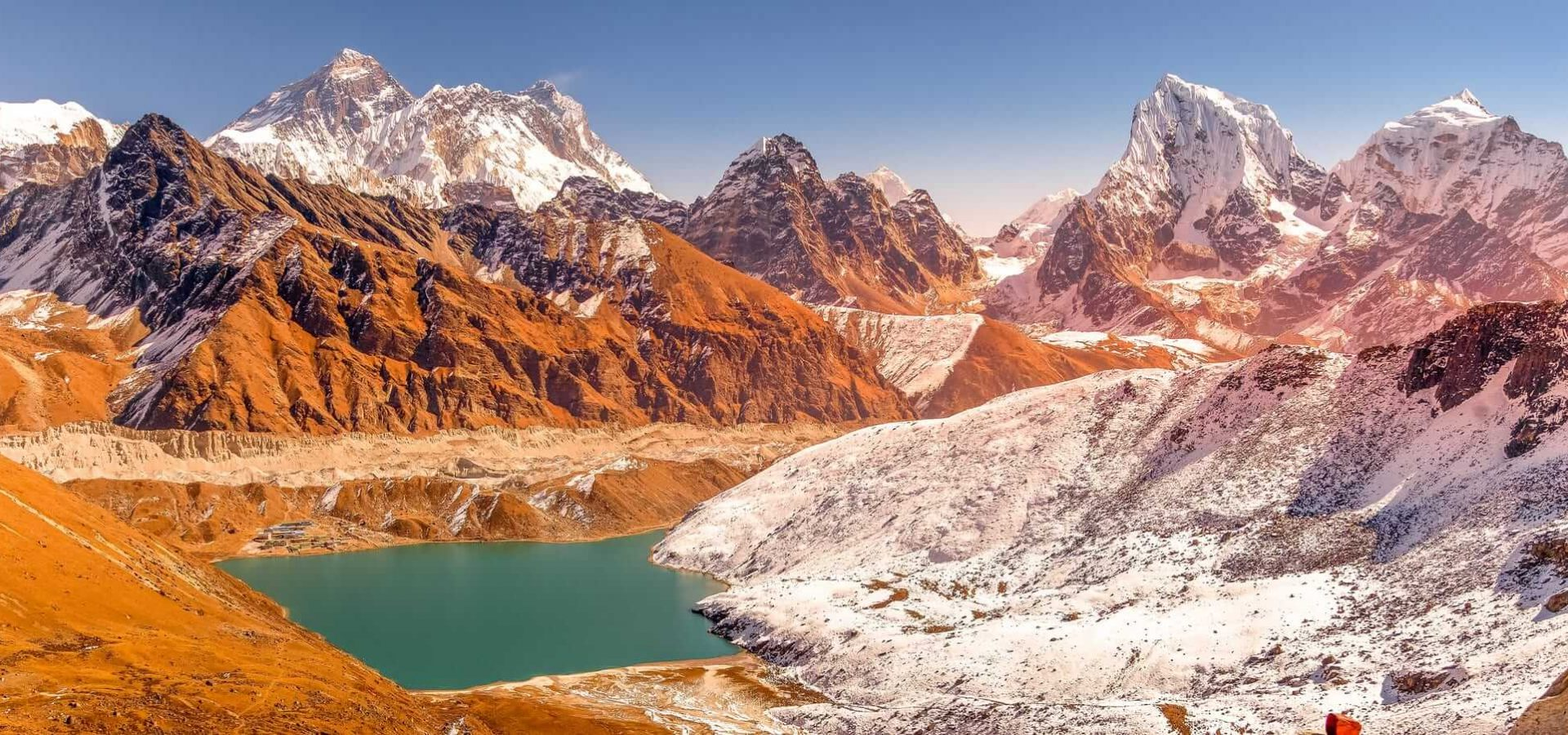 Everest Three Pass Trek Image