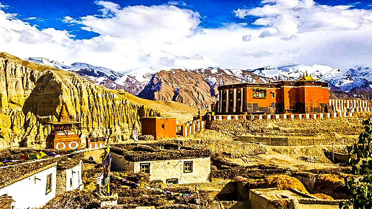 10 things about Upper Mustang trek worth spending $ 500 for the permit