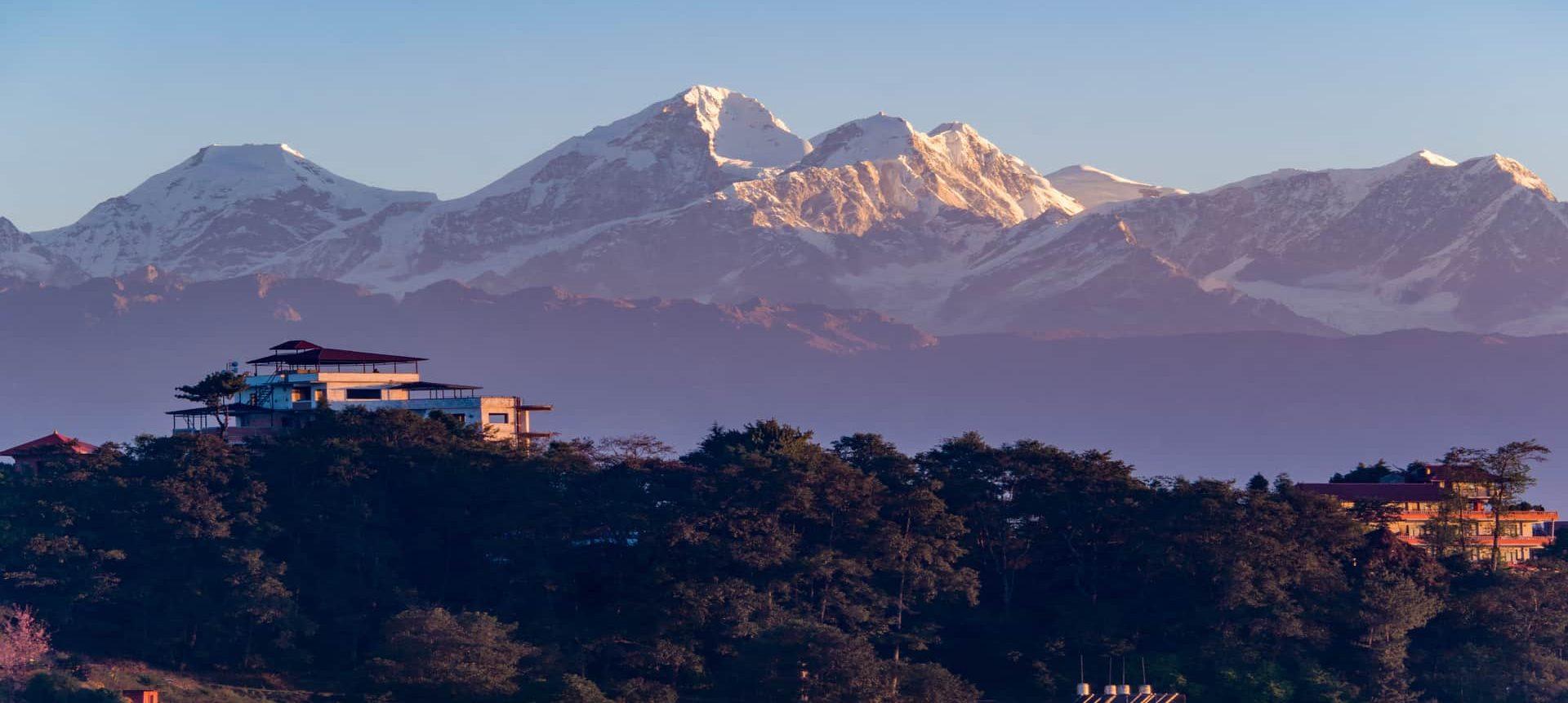 Kathmandu to Nagarkot Bus