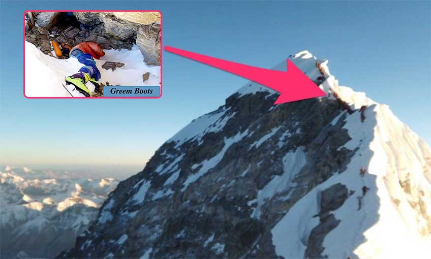 Green Boots Of Mount Everest: Why It is a Famous Name?